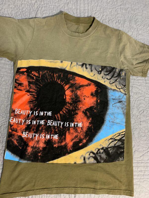 Travis Scott Astroworld Festival Shirt Merch Size Small For Sale In Houston Tx In 2020 Festival Shirts Travis Scott Astroworld Merch