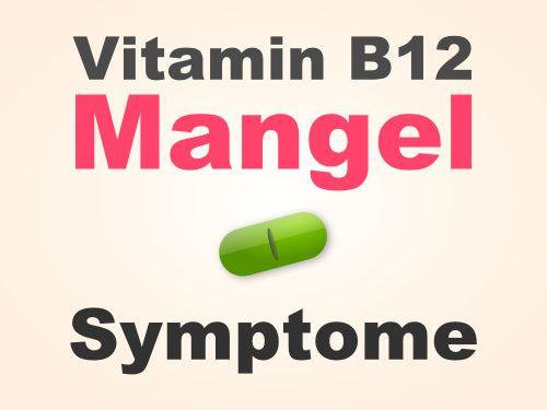 Beim Vitamin B12 sollte man besonders auf ausreichende Versorgung achten. Doch wie bemerkt man eigentlich einen B12-Mangel? Welche Symptome können auftreten?