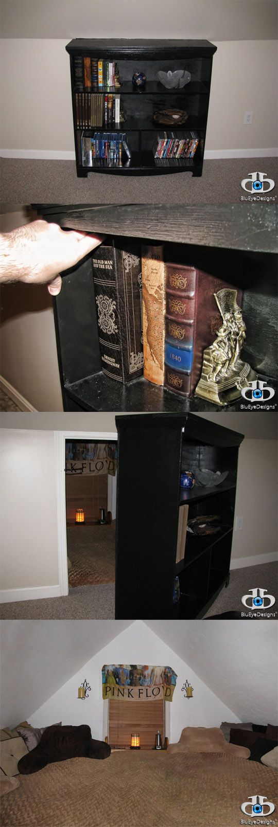 151 Best Hidden Rooms Hidden Things Secret Passages