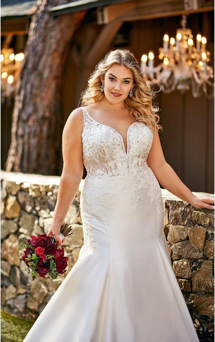 D2675 Essense Of Australia Wedding Dresses Short Wedding Dress Fairy Wedding Dress [ 1143 x 720 Pixel ]