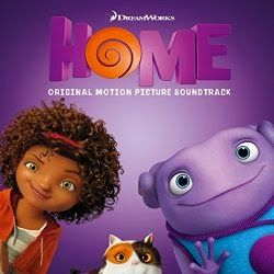 Home  Original Music Soundtrack  Rhinna has a leading role in both the movie aand the soundtrack for the new smash hit from Dreamworks ' Home'.  All the soundtrack is rather short at less than 40 minutes and 8 songs the quality of each record is much better than from most kids movie releases.  #movie #sountrack  www.top-movie-soundtracks.com