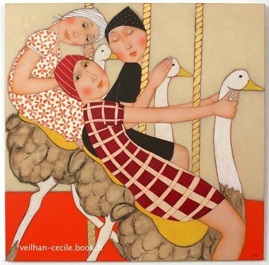cecile veilhan artist - Google Search