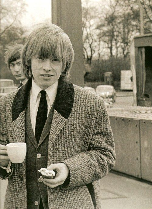 The Rolling Stones, Brian Jones, Charlie Watts