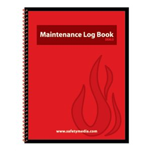 MAINTENANCE LOG BOOK