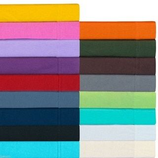 Shop for Jersey Knit Cotton Super Soft Twin XL Sheet Set. Free Shipping on orders over $45 at Overstock.com - Your Online Bedding