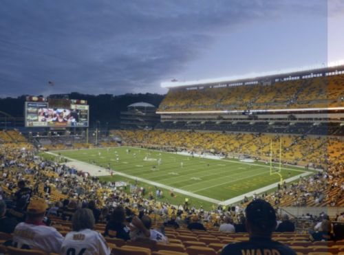 #tickets Pittsburgh Steelers Jaguars Playoff Tickets, Jan 14 Great Seats Lower Level 217 please retweet