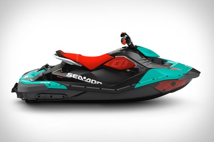 Made from a lightweight, high-strength Polytech material that reduces weight, the Sea-Doo Spark Trixx Jet Ski lives up to its name with a host of features meant to accomodate aquatic stunts. There's an extended variable trim system lets you set...