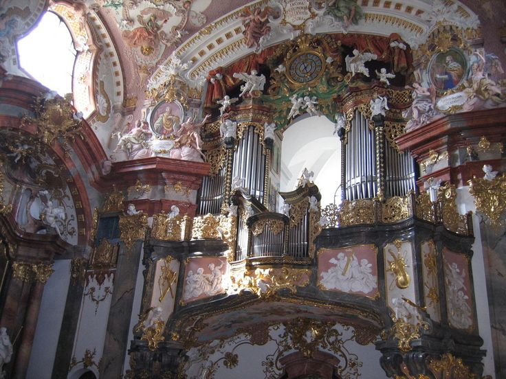 Das Orgelwerk ist von der Linzer Orgelbaumeister Nikolaus Rumel d.Ä 1746. Anton Bruckner zählte dieses zu seinen Lieblingsorgel