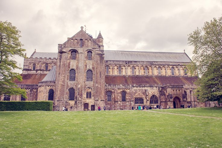 Romsey Abbey Wedding Venue