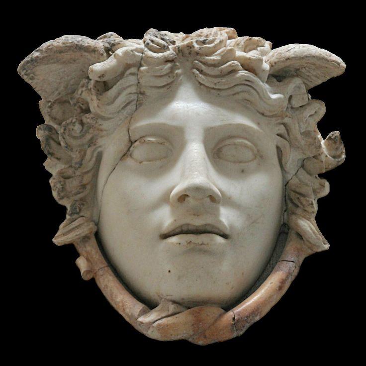 The Medusa Rondanini, marble (h. 0.29 m)