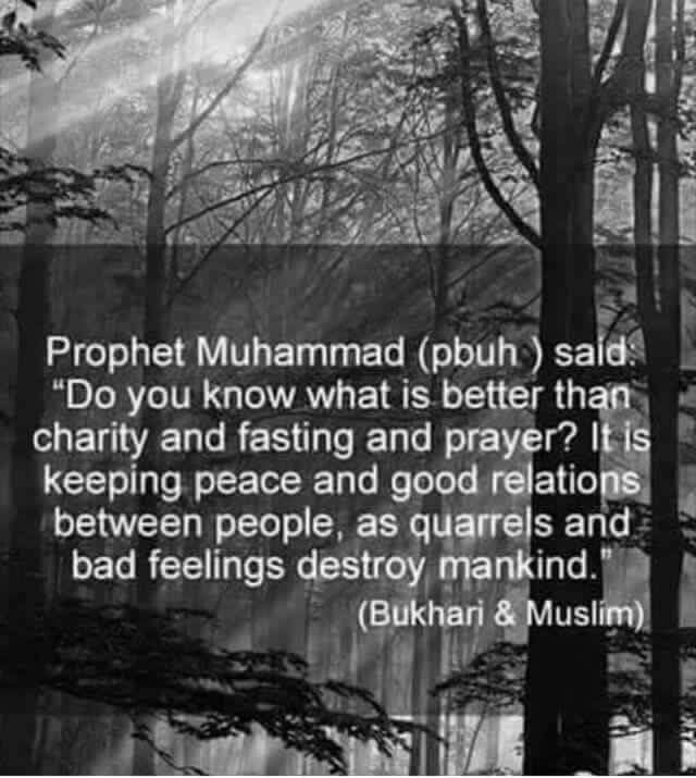 Islamic Quotes About Peace: 121 Best Images About Sayings Of The Prophet Muhammad