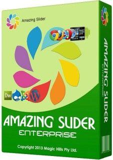 Amazing Slider Enterprise indir - Web Sitesi Slide Hazırlama Programı