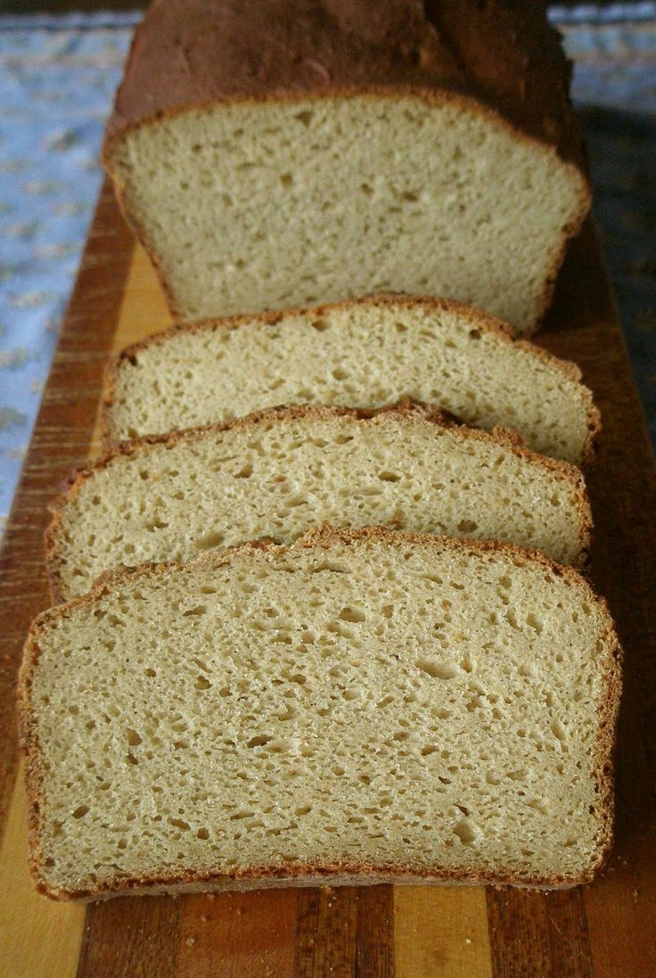 Multigrain Bread, Gluten-Free  Replaced chia seed egg for eggs Replaced amaranth with chickpea flour (by weight) Replaced sorghum with oat flour (by weight)