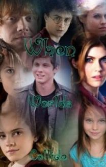 When Worlds Collide (a Harry Potter and Percy Jackson fanfic