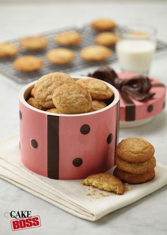 Cake Boss Present Cookie Jar