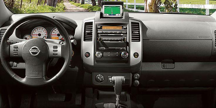 2014 Nissan Frontier Crew Cab Interior