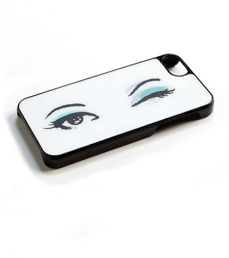 Lenticular Eyes Hardshell Iphone Case by Katr Spade