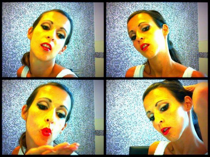 Eyeliner make up sera
