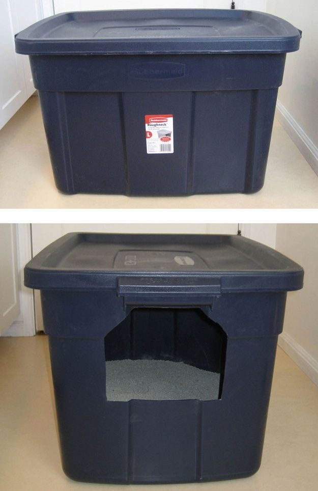 Pin By Amy Rebello On Diy Pets Hidden Litter Boxes