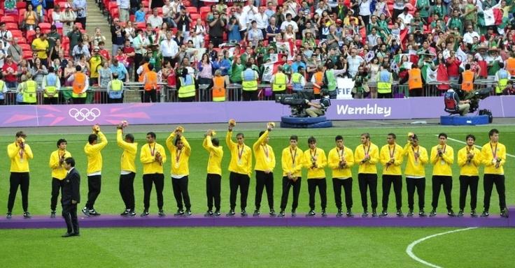 Futebol masculino - Medalha de Prata - UOL Olimpíadas 2012