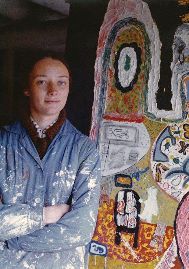 Niki de Saint Phalle's joie de vivre
