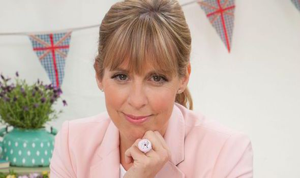 """""""Bake Off"""" star Mel Giedroyc to join Scott Mills as co-host of the Eurovision Semi Finals on BBC Three (Apr 2015) 