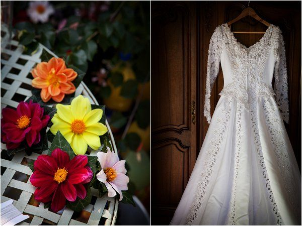 80s style wedding | Image by Lydia Taylor-Jones, read more http://www.frenchweddingstyle.com/80s-inspired-wedding-france/