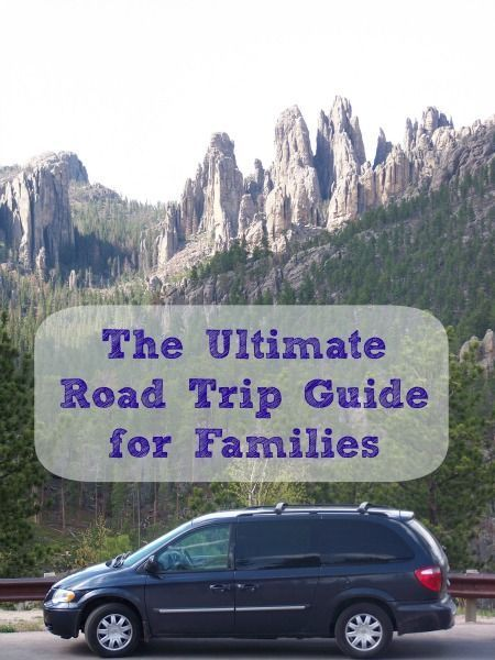 Love these road trip tips for families -- Packing Tips, side trips on the route & more!