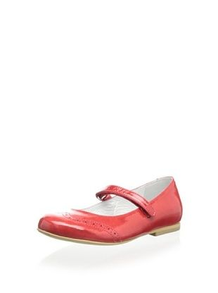 61% OFF Berdini Kid's 3136 Mary Jane (Red)