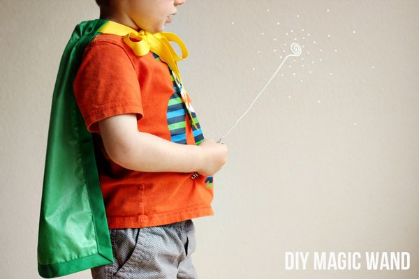 DIY Magic Wand | Hellobee