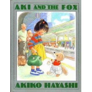 """""""Aki and the Fox"""" by Akiko Hayashi."""