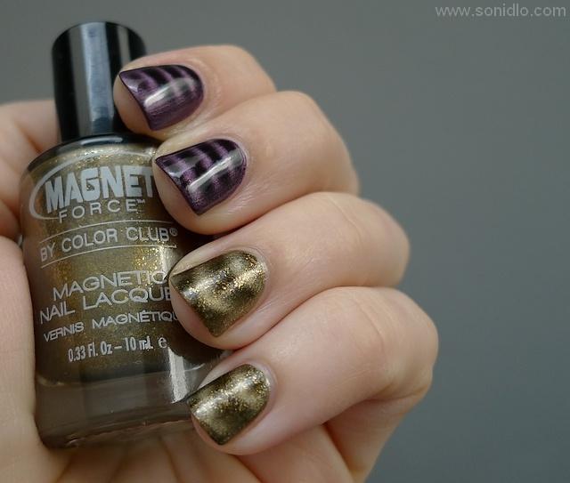 sonidlo´s nail polishes: Magnetické laky na nehty (video)