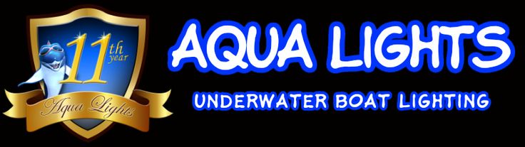 Aqua Lights™ is America's Premiere manufacturer of underwater boat lighting and underwater LED boat lights for marine boat lighting use with production facilities in Buford, Georgia, USA. All of our lights are designed, machined, and built in house! Need a custom built light for your boat? We can do that too! We even build pond lights and fountain lights.