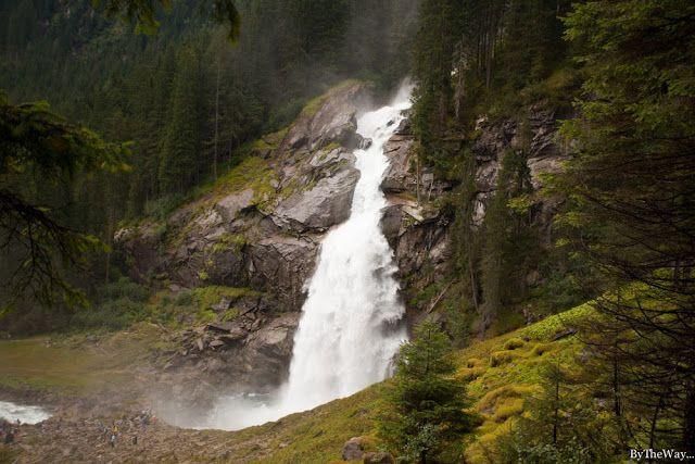 Krimml Falls, Austria