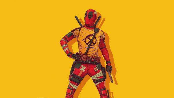 Deadpool New Costume 4k Deadpool Wallpaper Desktop Marvel Wallpaper Wallpaper Deadpool wallpaper 4k for laptop