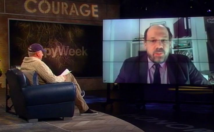 'Genocide': Jerusalem Post Correspondent Says Christians Are Being 'Eliminated' In The Middle East ~ Benjamin Weinthal appears on The Glenn Beck Program Feb. 16, 2015. (Photo: TheBlaze TV)