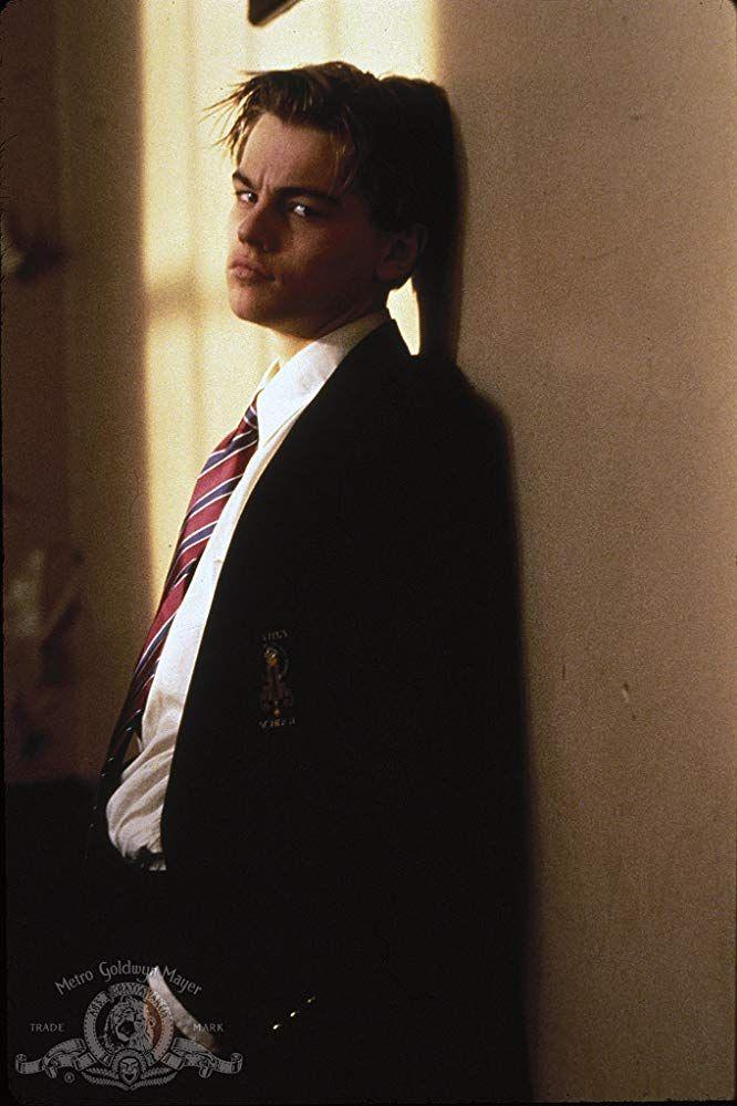 Leonardo DiCaprio in den Basketball-Tagebüchern (1995)