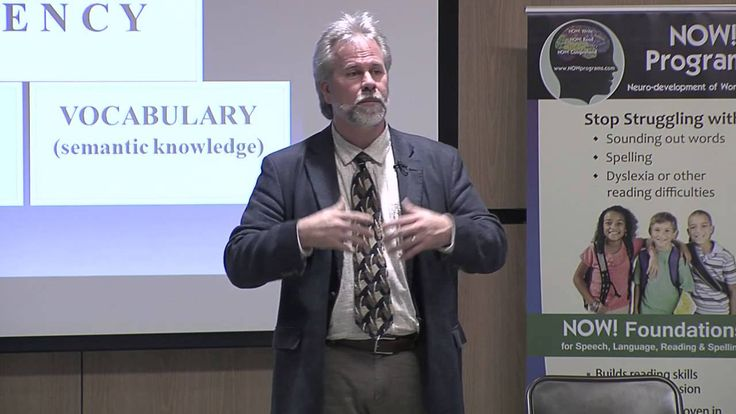 Dyslexia - Learning to make Mental Movies improves comprehension - Dr Tim Conway - YouTube