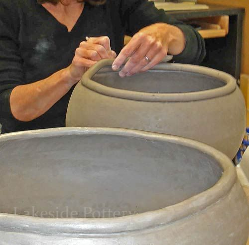 How to Make a Coil Pot? Step by step coil pot construction lesson