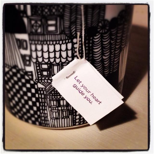 I love this tea, for its taste and its wisdom! #YogiTea