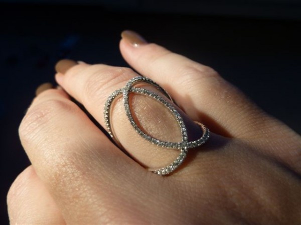 Bague Cercle ring by Djula