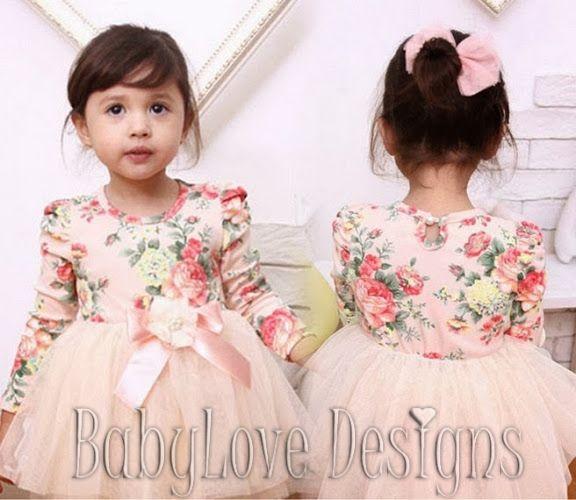 Floral Tutu Dress $27 + P&H