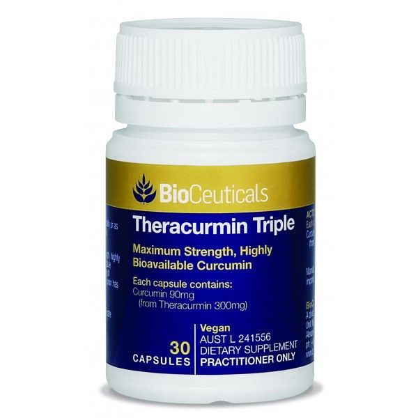BioCeuticals® Theracurmin Triple - Bioceuticals® - Supplements/Nutrition