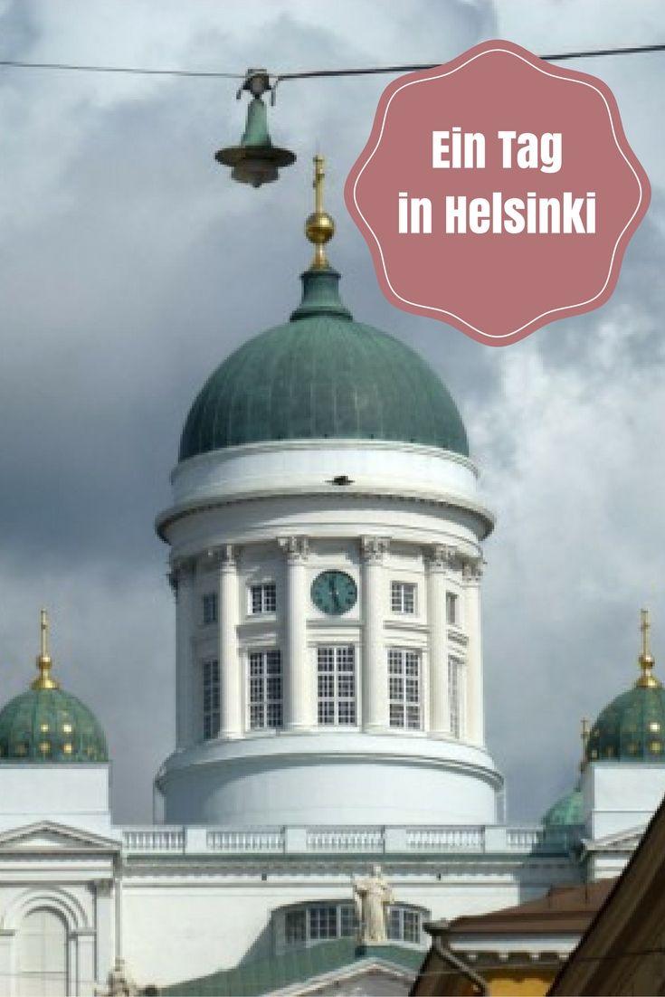 Wohin, wenn man einen Tag Zeit für Helsinki hat -  zum Beispiel während einer Kreuzfahrt? Meine Tipps für einen Rundgang zu Fuß. #Helsinki #Finnland #reisetipps