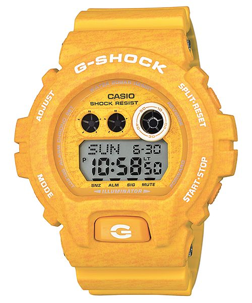 GD-X6900HT-9JF - 製品情報 - G-SHOCK - CASIO