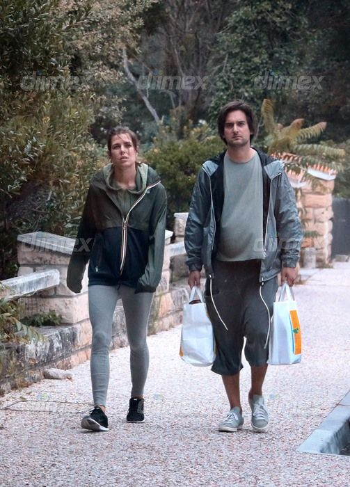 Beautiful Couple, Charlotte Casiraghi & Dimitri Rassam.