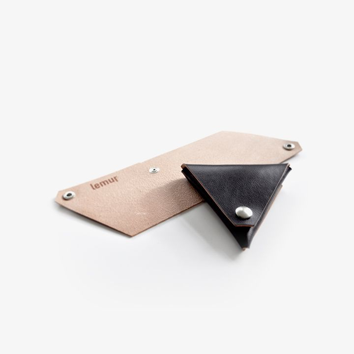 Lemur Wallet 1 - Black