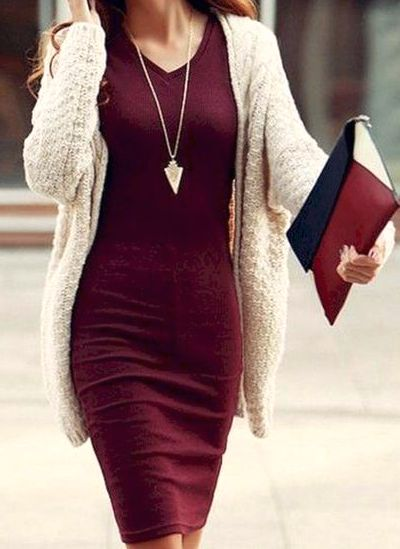 20 Amazing Dress for Fall