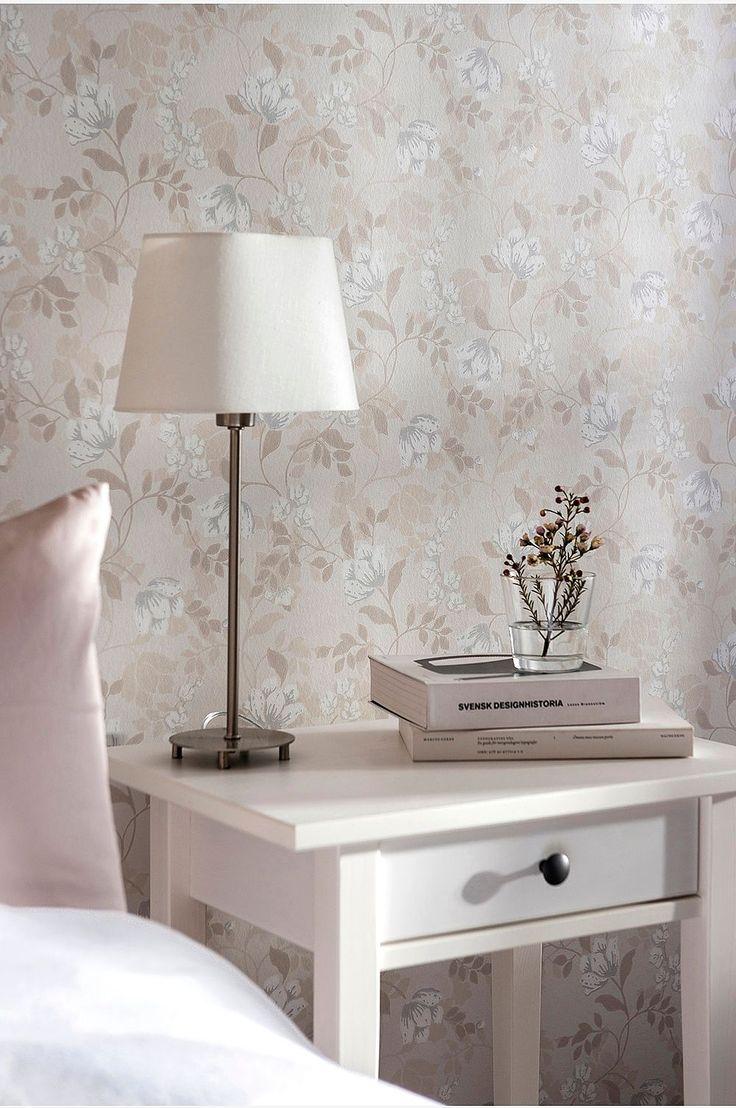 41 best Vägg images on Pinterest | Fabric wallpaper, Green ...