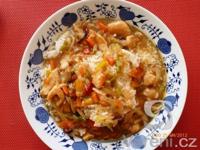 Za 15 minut hotový oběd nebo večeře vhodná i jako dietní jídlo.